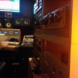 And the mixing has started