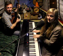 Video – The Stars and the Moon -The Narrowboat Sessions.